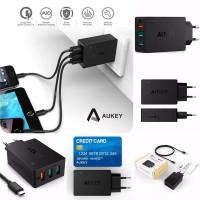 Aukey 3 Ports USB Qualcomm 3.0 Turbo Charging Station PA-T14