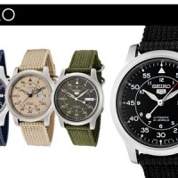 jam tangan branded original seiko SNK K2