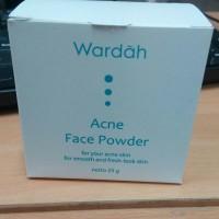 Dijual Wardah Acne Face Powder 25gr