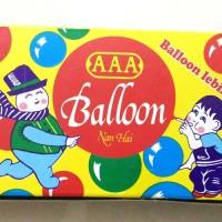 Mainan balon tiup AAA / balon plembungan / mainan tradisional