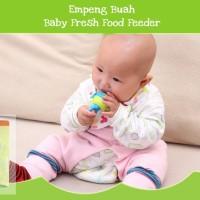 BK029 Empeng Gigitan Buah Teether Baby Fresh Food Feeder Fruit Pacifie