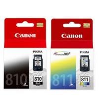 Canon Original Ink Cartridge PG 810 + CL 811