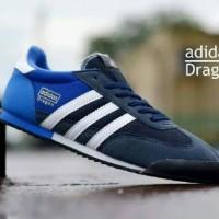 Sepatu Adidas Dragon   Combi   Dongker Biru   Casual   Kets