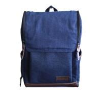 Bleugenes Tas Backpack North - Denim Bag Backpack