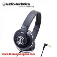 Audio Technica ATH-S500 / ATH S500 Street Monitoring Headphone Black