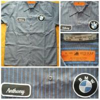 Work Shirt WS ORI RedKap Istimewa
