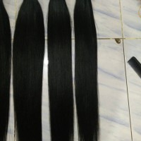 Hair extension / rambut sambung 70cm - 75cm / 20 helai SMOOTHING
