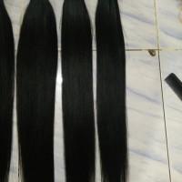 Hair extension / rambut sambung 70cm - 75cm / 100 helai SMOOTHING