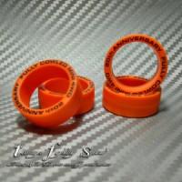 Rep Tamiya 95080 Tires Super Hard Low Profile / Ban M Marking OR BMM04