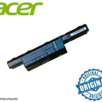 Original Baterai/Batre Laptop Acer Aspire 4739 / 4739Z / 4741 Series