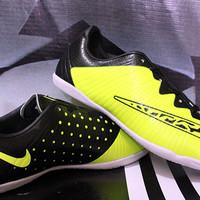 Sepatu Futsal Nike Elastico Finale III Hijau Stabilo
