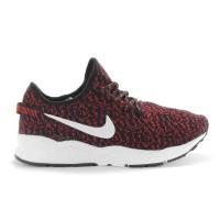 Sepatu Running Sport Casual Nike Free Yeezy Casual Men Merah Hitam