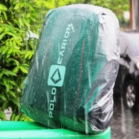 jas hujan tas - jas hujan ransel tas - cover tas anti air - sarung tas