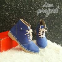 docmart boots sepatu denim keren