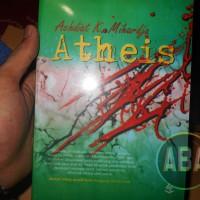 Buku Novel Buku Atheis - Achdiat Karta Mihardja