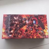 MG Gundam Unicorn OVA HD Color + MS Cage Daban Model 1/100 Master