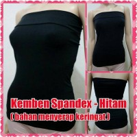 Kemben Spandex - HITAM ( bahan menyerap keringat )