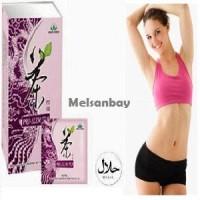 obat diet / pengurus badan slimming original pro slim tea Green World