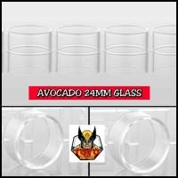 Glass Tank for GeekVape Avocado 24 RDTA