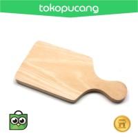 Telenan Kayu dapur ukuran sedang bisa untuk souvenir