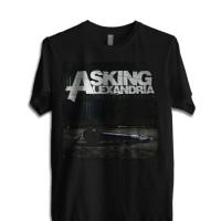 Asking Alexandria Stand Up & Scream-kaos Gildan softstyle