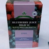 BLUEBERRY JUICE ORIGINAL GREEN WORLD