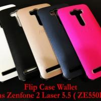 FLIP CASE WALLET ASUS ZENFONE 2 LASER 5.5 (ZE550KL)
