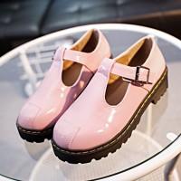Sepatu Docmart Wanita PINK Terbaru S1848