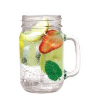 Harvest Drinking Jar