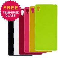 Jelly Case Sony Xperia Z5 Premium/ Z5 Premium Dual Softcase Back Cover