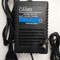Adaptor untuk Keyboard Casio WK1800/3300/3500/3800