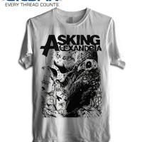 Kaos ASKING ALEXANDRIA Poster GILDAN Tshirt