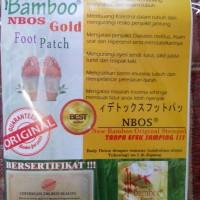 Koyo Kaki New Bamboo NBOS Gold    Khasiat Lebih Baik dari Kinoki
