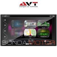 Headunit 2Din AVT DAV 6767 - Produk 100% By Sunda Motor