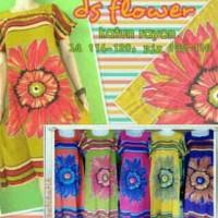daster jumbo matahari baju tidur santai dress batik
