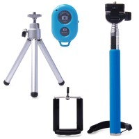 DC496. Tongsis Remote, Selfie Tripod Monopod Controller For Iphone