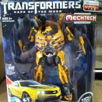transformers leader class bumblebee autobot hasbro