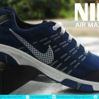 Sepatu Badminton Nike Air Max Sport BIRU DONGKER/NAVY