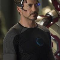 T-Shirt / Baju / Kaos Superhero Topgear Tony Stark Ironman Arc Reactor