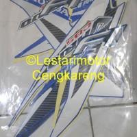 Striping Lis/lis Body/Stiker Motor Vario 125 2013 CBS Techno Biru