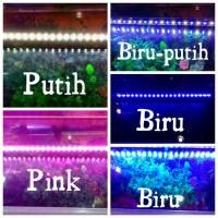 lampu led celup aquarium 60cm,80cm RECENT RCT 600,800 led