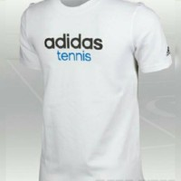 oblong/tshirt/baju/kaos adidas tennis