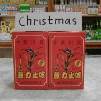 obat batuk herbal China Tradisional Aztropect