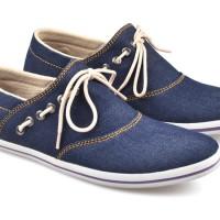 Sepatu Wanita / CBR / Sepatu Docmart Jeans (BCC 818)
