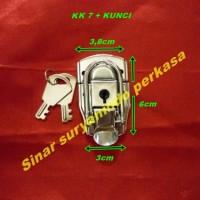 KK7/Kunci Koper+Key/Box/Hardcase accessories