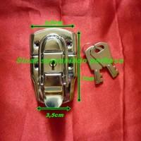 KK6/Kunci Koper+kunci/Box/Hardcase accessories