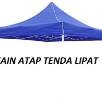 Kain Atap Tenda Lipat Ukuran 3x3