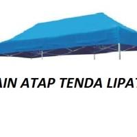 Kain Atap Tenda Lipat Ukuran 3x6