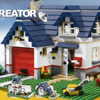 LEGO Creator # 5891 Apple Tree House 3 in 1 Rumah Pohon Supplier Ori
