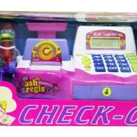 Mainan Anak Register check Out / Kasir - Kasiran Besar